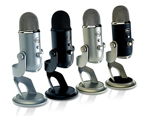 blue yeti for rap vocals