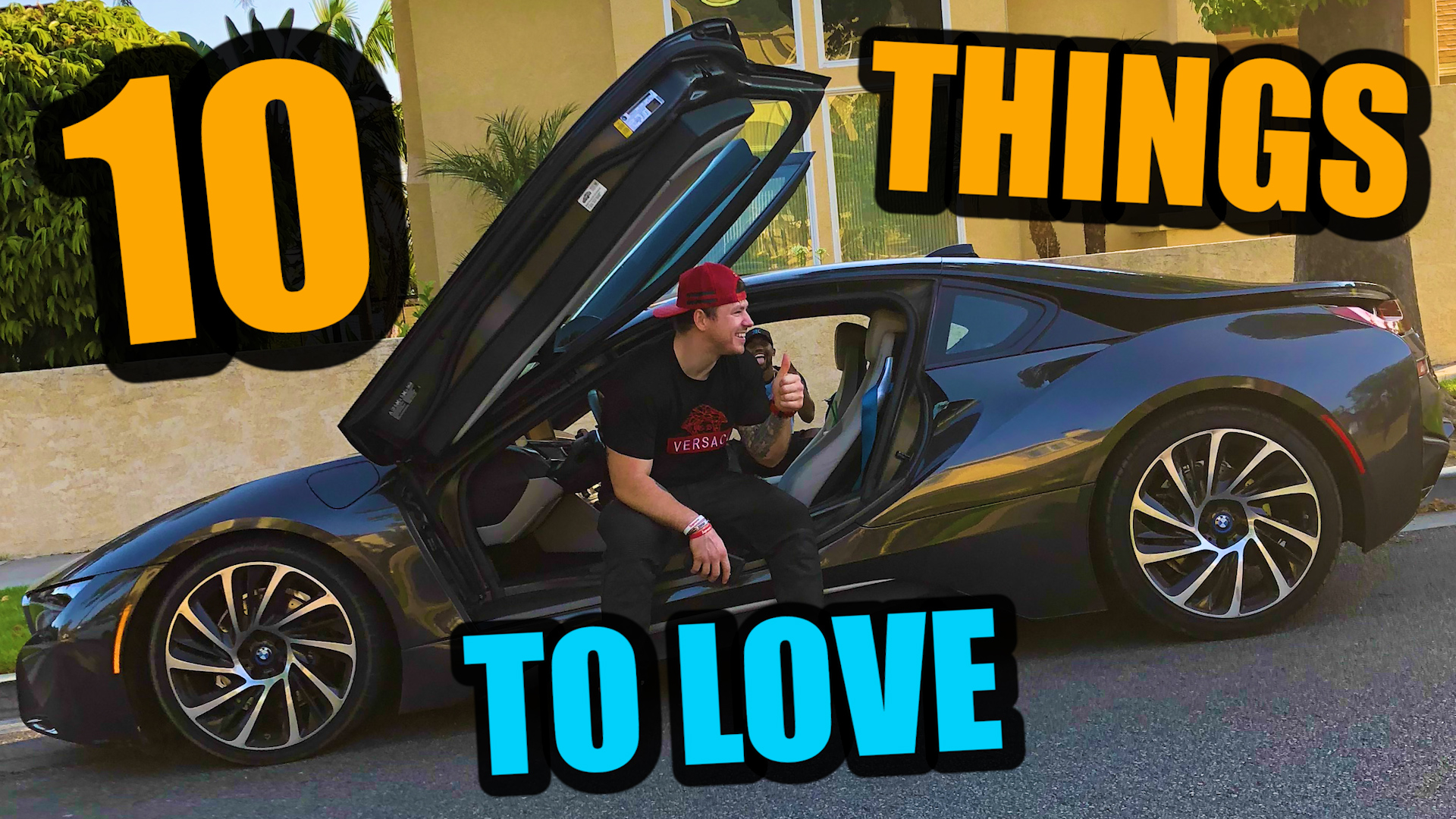 10 Things You'll LOVE If You Get A BMW i8